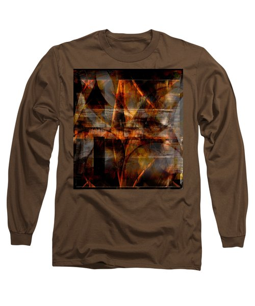 Lines Of Symmetry Long Sleeve T-Shirt