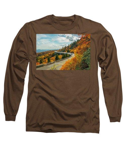 Linn Cove Viaduct Long Sleeve T-Shirt