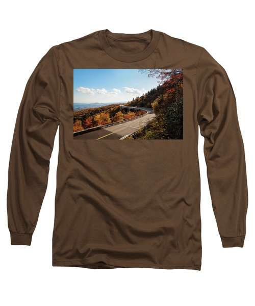 Linn Cove Viaduct Long Sleeve T-Shirt