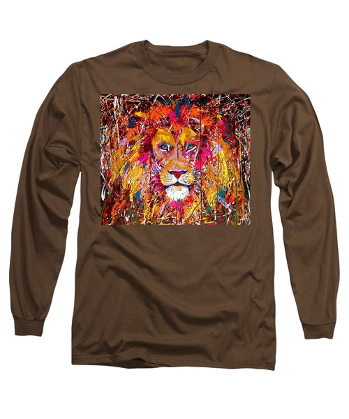 Lion 4 Long Sleeve T-Shirt