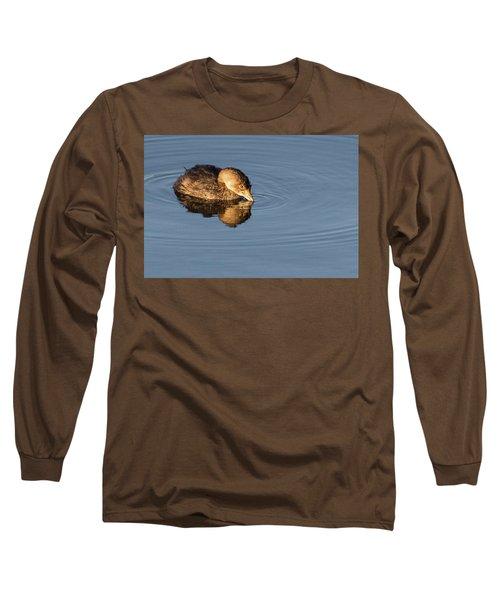 Little Brown Duck Long Sleeve T-Shirt