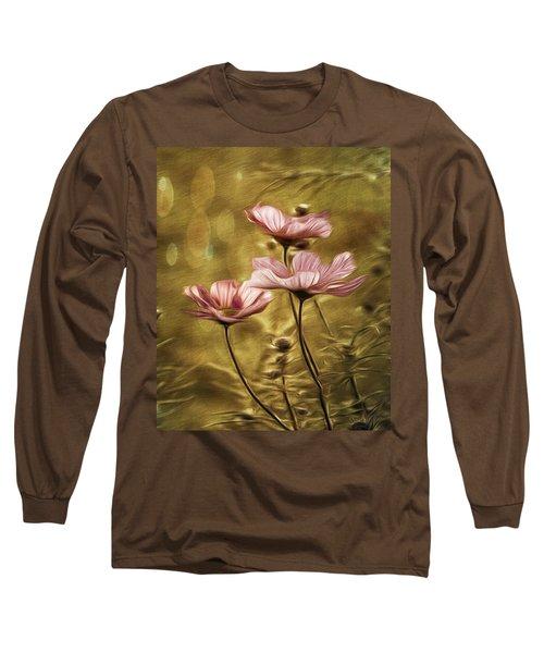 Little Flowers Long Sleeve T-Shirt