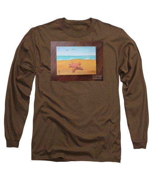 Little Star Fish Long Sleeve T-Shirt