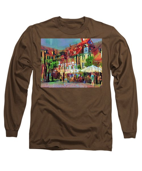 Little Town Long Sleeve T-Shirt