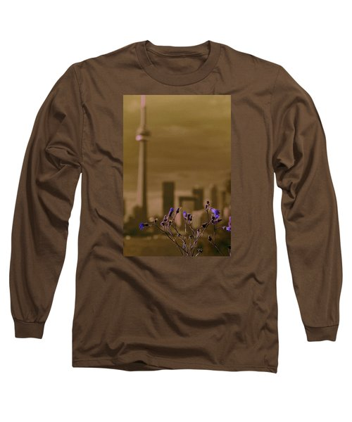 Long Sleeve T-Shirt featuring the photograph Live Beautifully by The Art Of Marilyn Ridoutt-Greene
