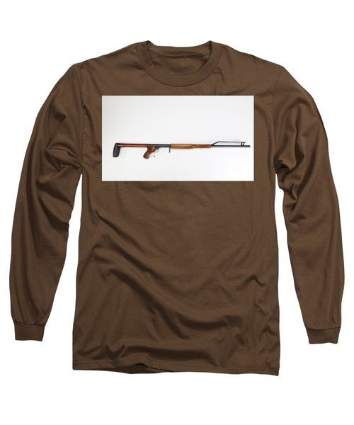 Ljutic Space Rifle Long Sleeve T-Shirt