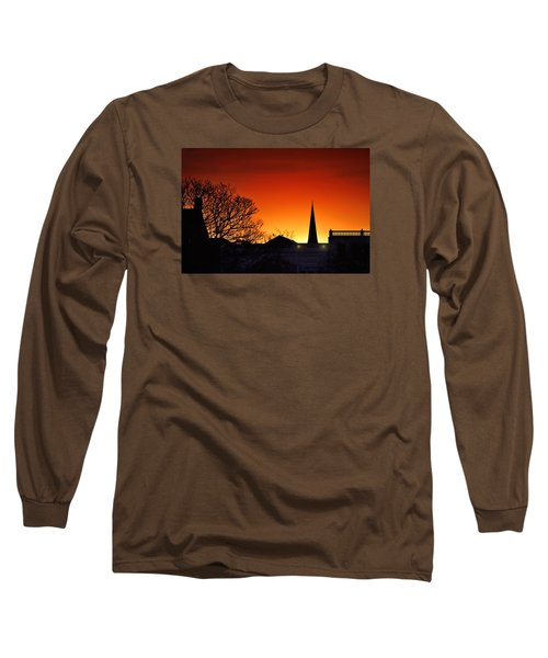 Llanelli Rooftops Long Sleeve T-Shirt