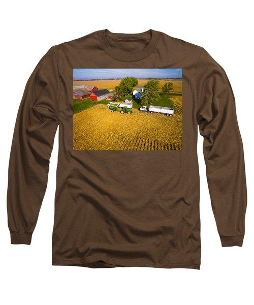 Loading The Semis Long Sleeve T-Shirt