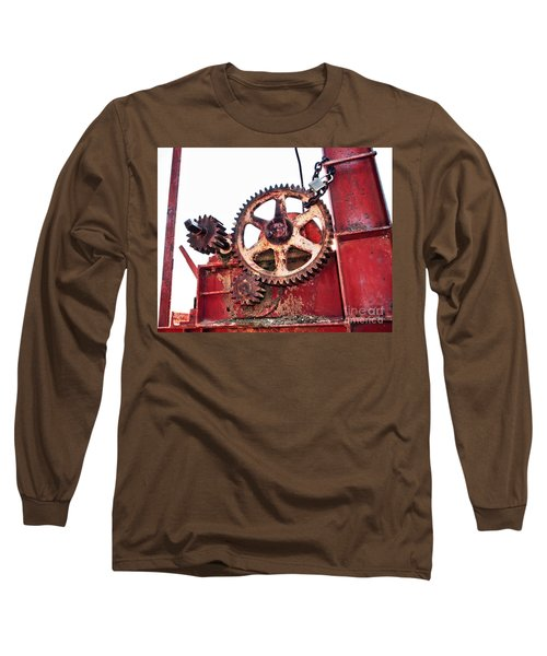 Long Sleeve T-Shirt featuring the photograph Locked In History by Stephen Mitchell