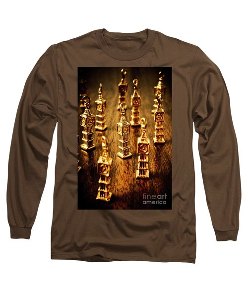 London Gold Long Sleeve T-Shirt