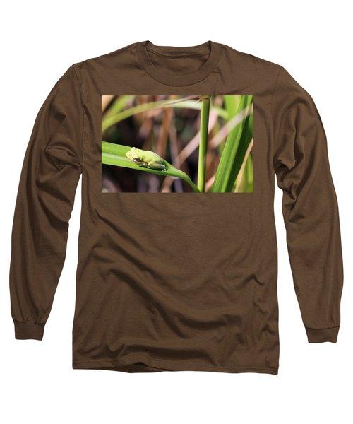 Lone Tree Frog Long Sleeve T-Shirt