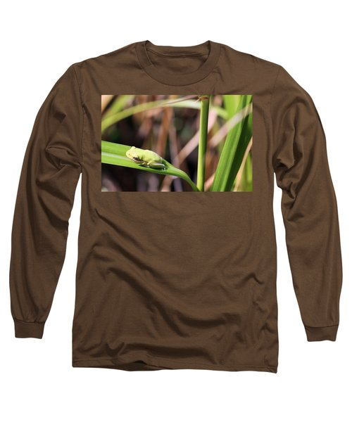 Lone Tree Frog Long Sleeve T-Shirt