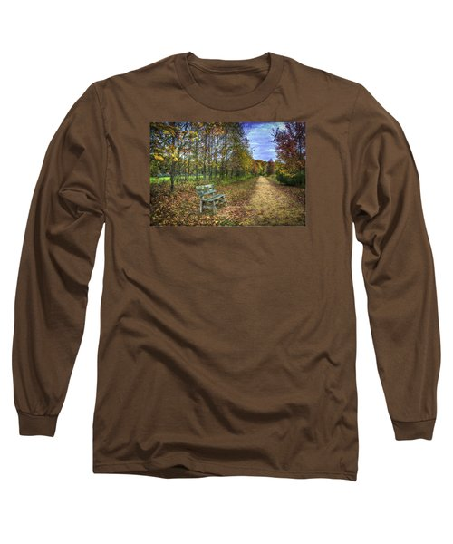 Lonely Chair Long Sleeve T-Shirt