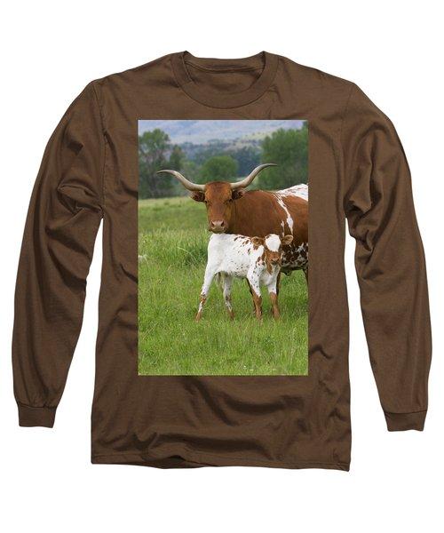 Longhorns Long Sleeve T-Shirt