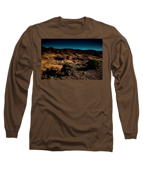 Looking Across The Hills Long Sleeve T-Shirt
