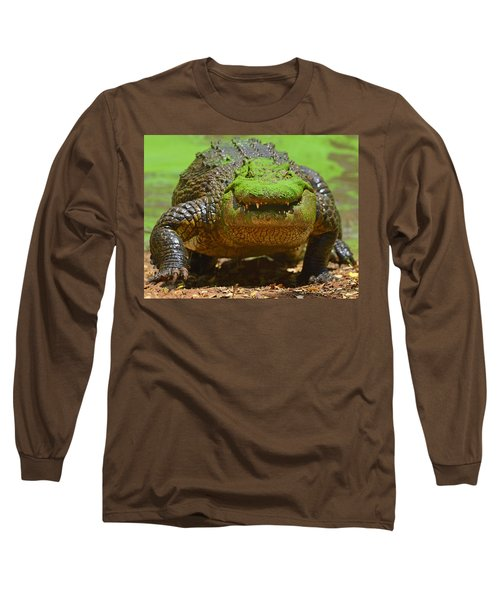 Looking For Lunch Long Sleeve T-Shirt