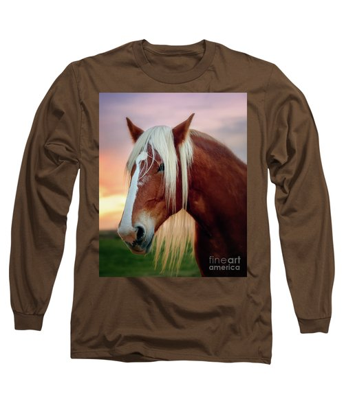 Looking For My Master Long Sleeve T-Shirt by Tamyra Ayles