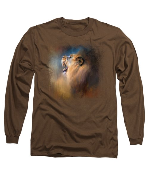 Looking For The Dentist Long Sleeve T-Shirt by Jai Johnson