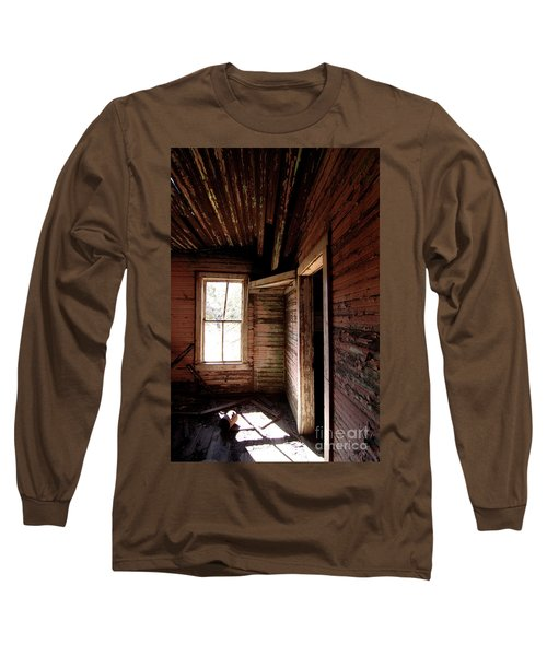 Looking Into The Past Long Sleeve T-Shirt