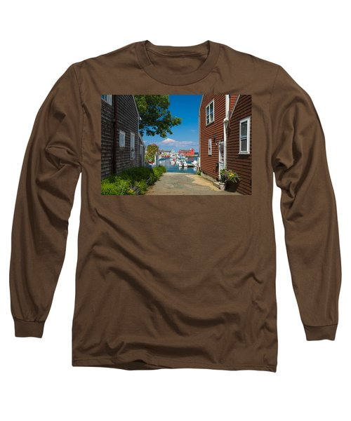 Looking Rockport Long Sleeve T-Shirt