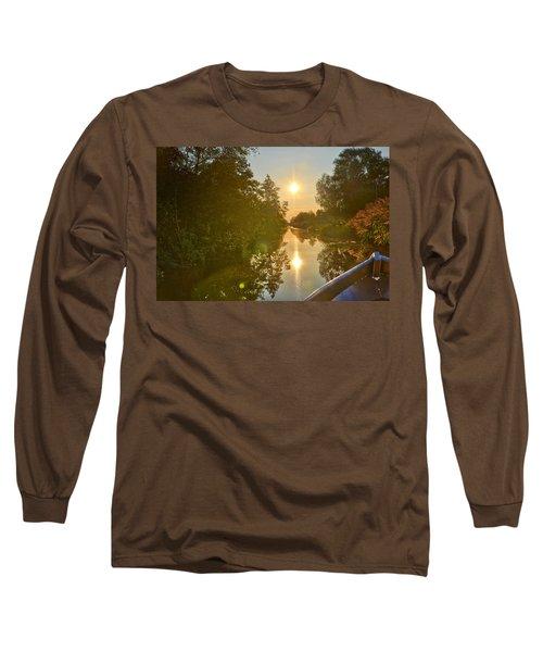 Loosdrecht Boat Trip Long Sleeve T-Shirt