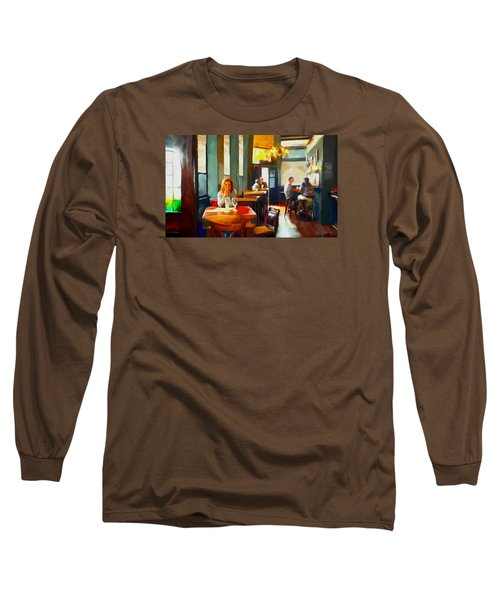 Lori Long Sleeve T-Shirt