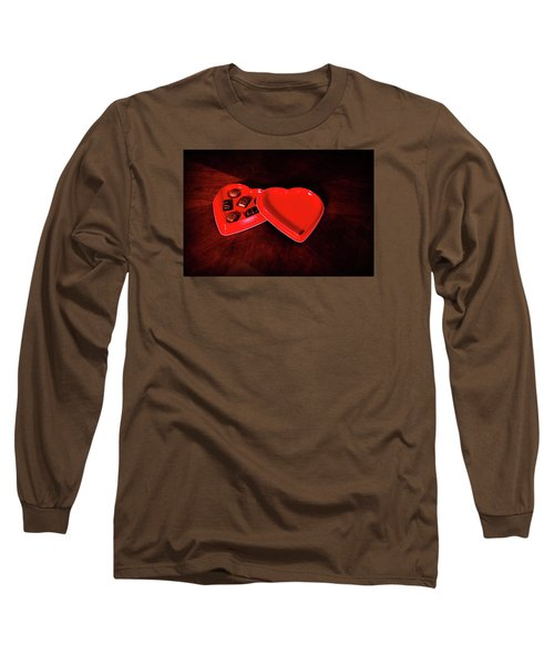 Love And Chocolate Long Sleeve T-Shirt