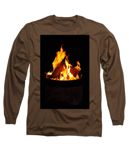 Love Of Fire Long Sleeve T-Shirt