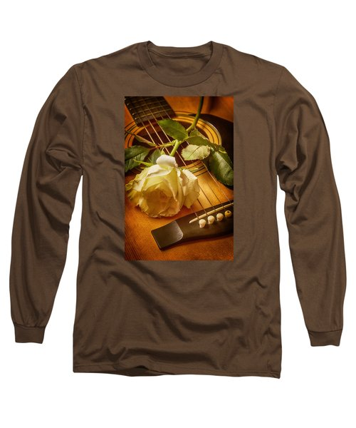 Love Song In The Making Long Sleeve T-Shirt by Swank Photography