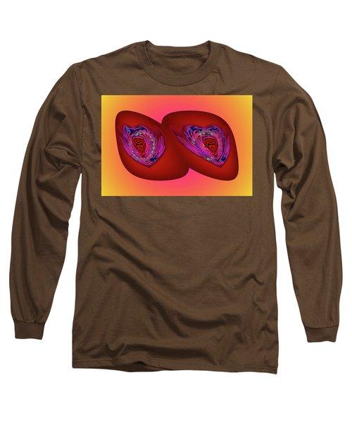 Lovers Healing Stones Long Sleeve T-Shirt