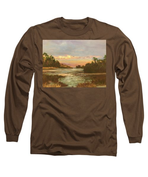 Low Country Sunset Long Sleeve T-Shirt