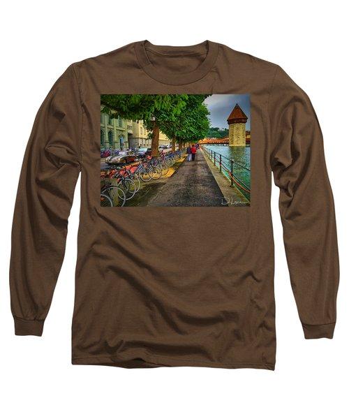 Lucern Stroll Long Sleeve T-Shirt