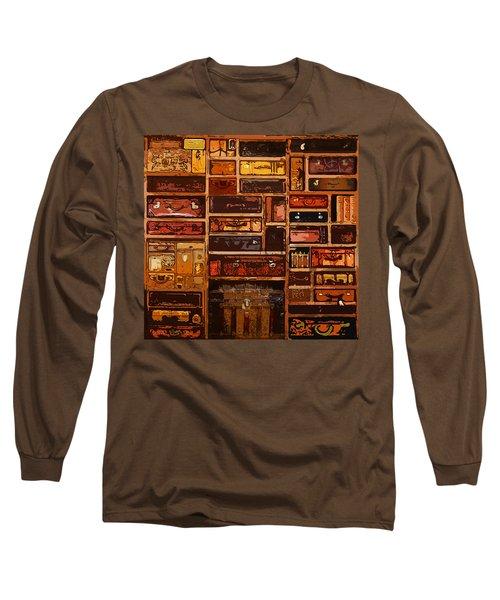 Luggage Long Sleeve T-Shirt