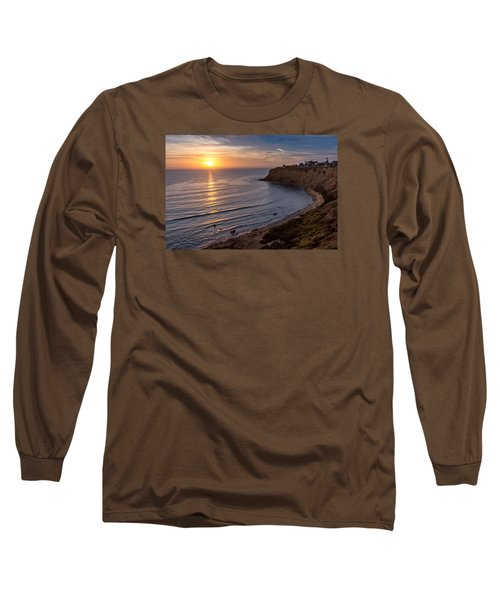 Lunada Bay Sunset Long Sleeve T-Shirt