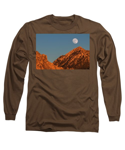 Lunar Sunset Long Sleeve T-Shirt