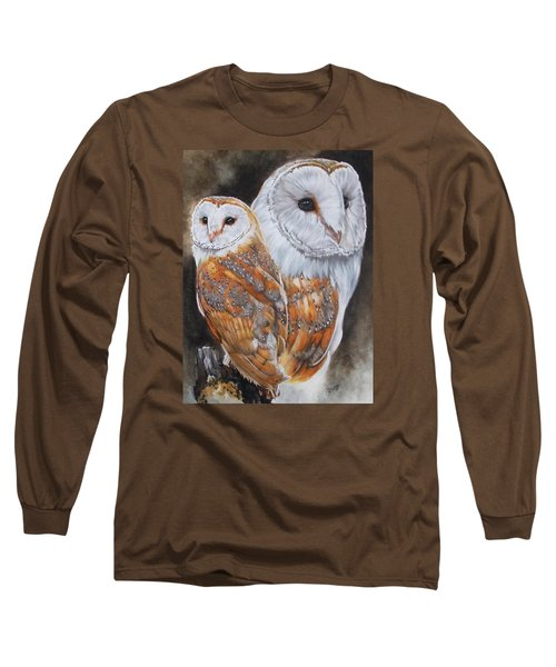 Luster Long Sleeve T-Shirt by Barbara Keith