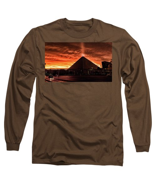 Luxor Las Vegas Long Sleeve T-Shirt