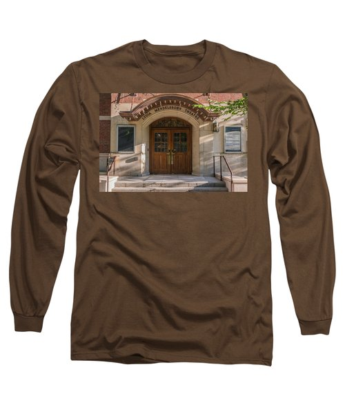 Lydia Mendelsson Theatre  Long Sleeve T-Shirt