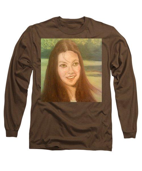 Lynne Frederick  Long Sleeve T-Shirt