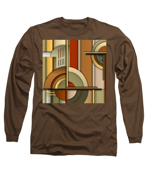 Machine Age Long Sleeve T-Shirt by Tara Hutton