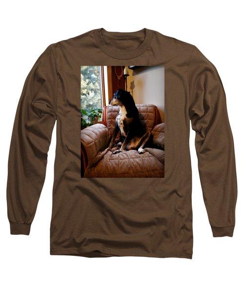 Maggie's Spot Long Sleeve T-Shirt