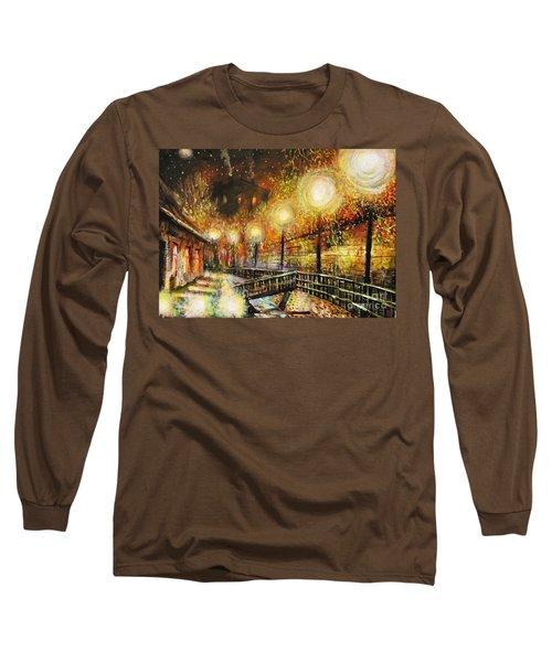 Magic Night Long Sleeve T-Shirt