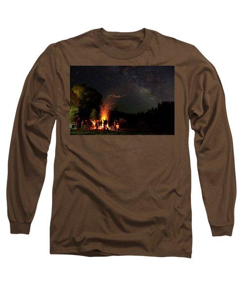 Magical Bonfire Long Sleeve T-Shirt