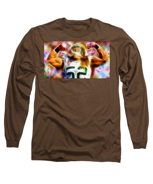 Magical Clay Matthews Long Sleeve T-Shirt