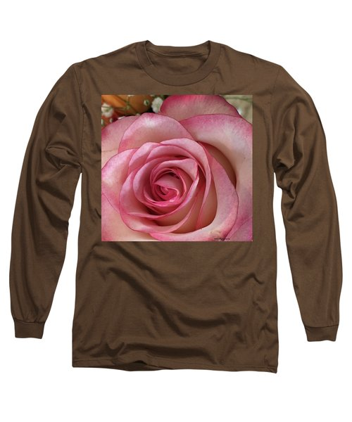 Magnificent Rose Long Sleeve T-Shirt