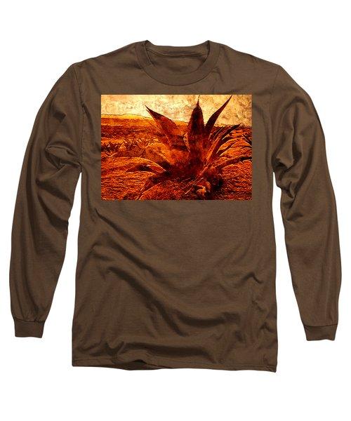 G O L D E N   .  A G A V E Long Sleeve T-Shirt