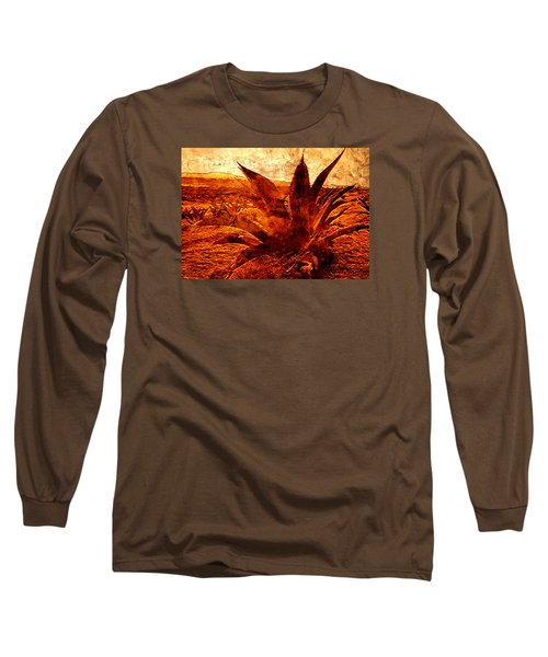 Maguey Agave Long Sleeve T-Shirt