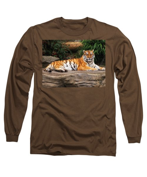 Majestic Long Sleeve T-Shirt by Shari Nees