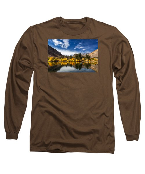 Majestic Long Sleeve T-Shirt by Tassanee Angiolillo