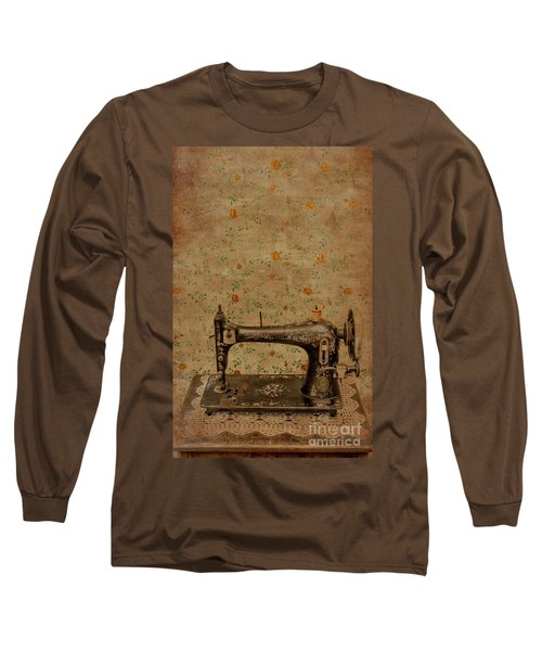 Make It Sew Long Sleeve T-Shirt